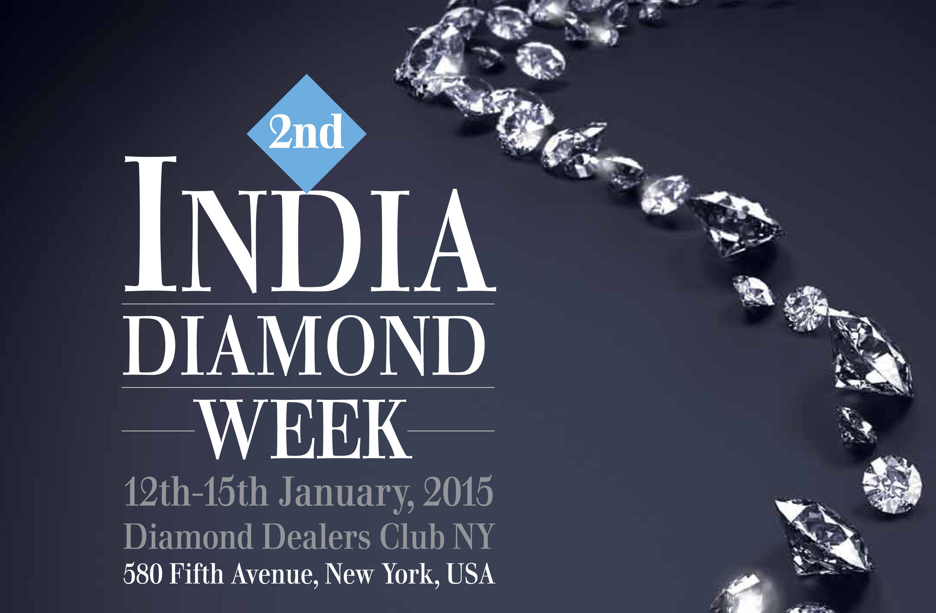 at diamond auction fetches mln indian global